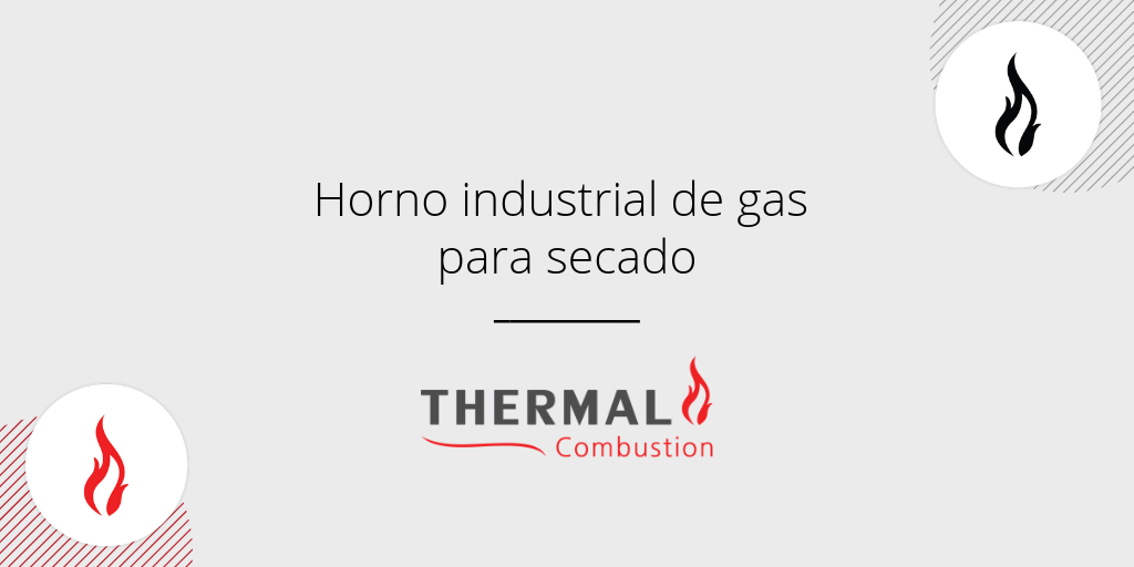 Horno industrial de gas